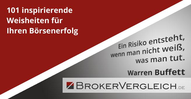 Zum Beitrag - 101 inspirierende Weisheiten für Ihren Börsenerfolg