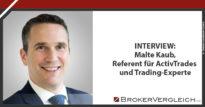 Zum Beitrag - Auf der Suche nach Volatilität - Interview mit Malte Kaub