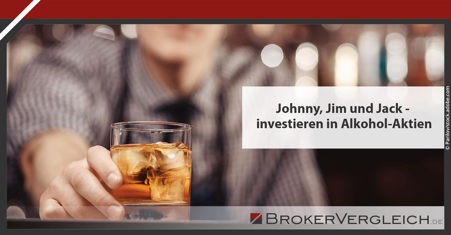 Zum Beitrag - Alkohol-Aktien in der Corona-Krise