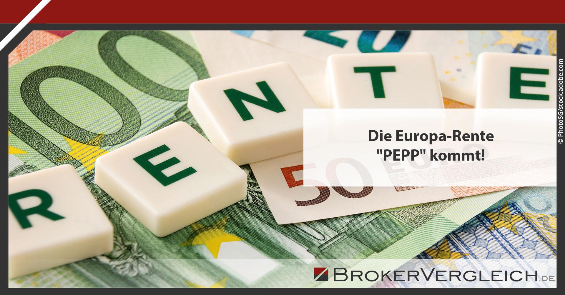Die Europa-Rente kommt!