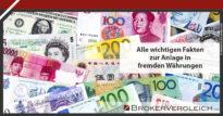 Zum Beitrag - Fremdwährungskonto