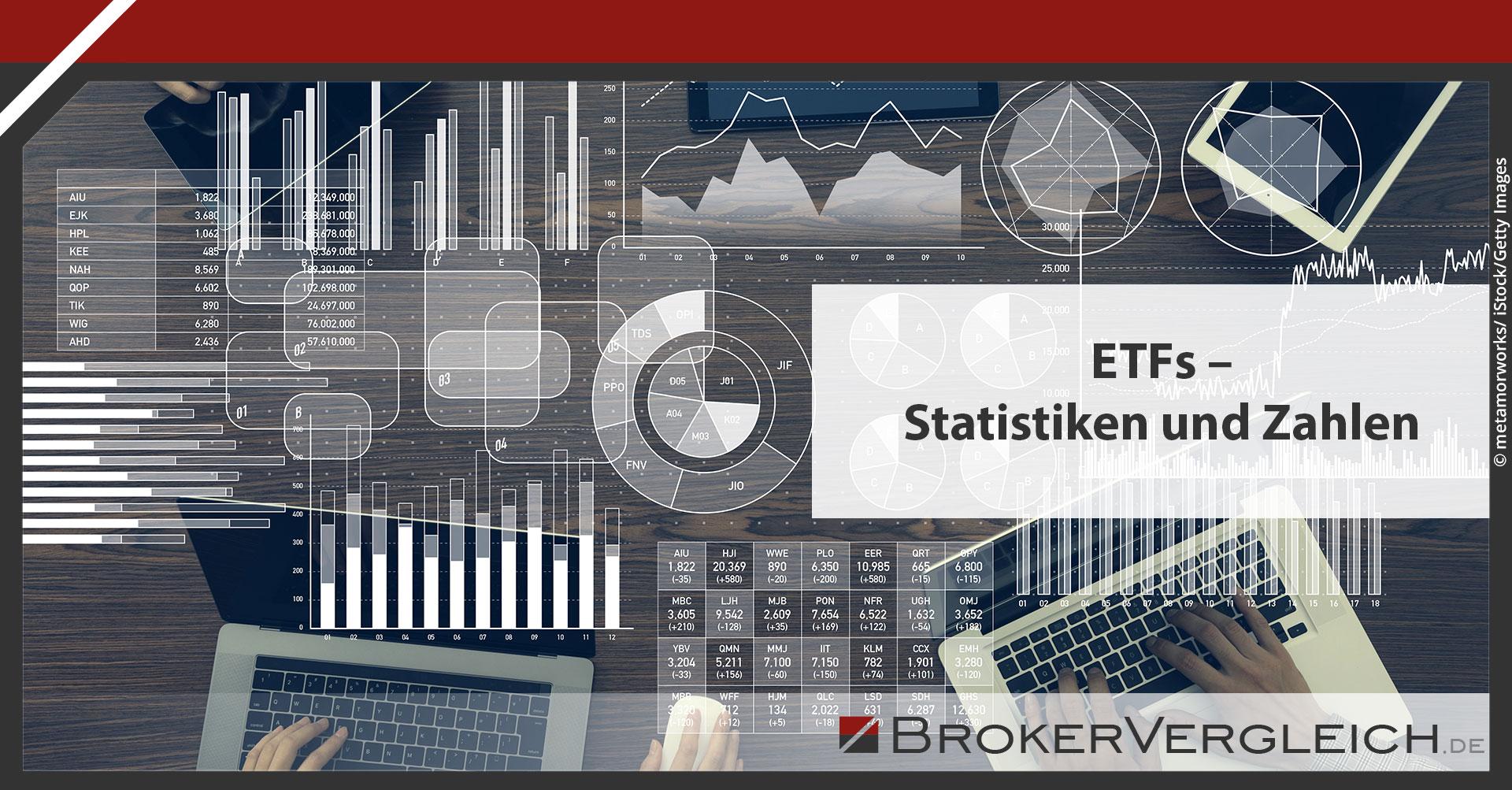 Zum Beitrag - ETFs - Zahlen und Fakten