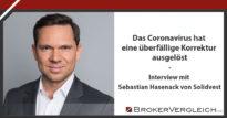 Zum Beitrag - Coronavirus-Panik an der Börse - Interview mit Sebastian Hasenack von Solidvest