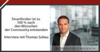 Zum Beitrag - Der 100-Prozent-Broker - Interview mit Smartbroker-Vorstand Thomas Soltau