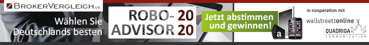 Zur Abstimmung der Robo-Advisor-Wahl 2020 | Brokervergleich.de