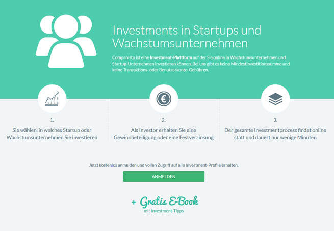 screenshot-companisto-homepage