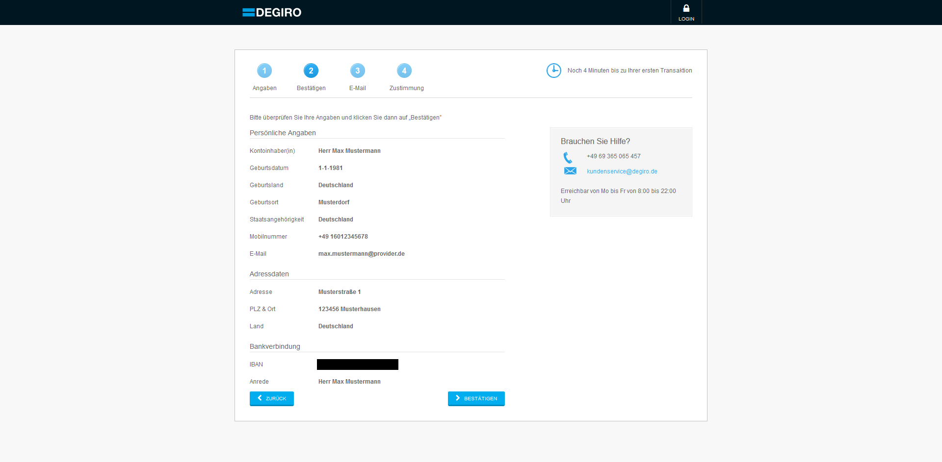 degiro broker aktueller depot test und erfahrungen online wo bitcoin kaufen paypal