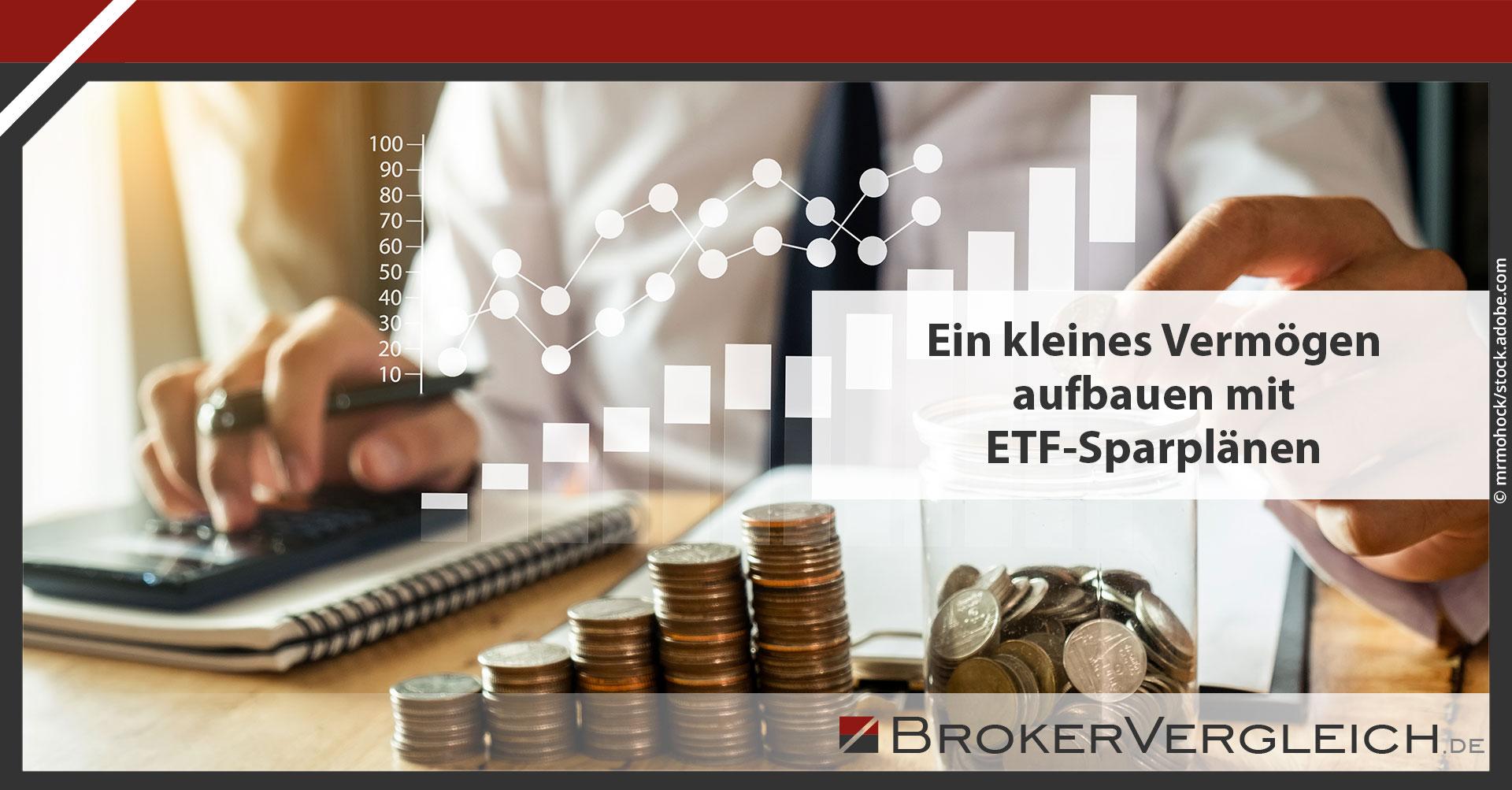 ETF-Sparplan-Vergleich - mit Rechner für Kosten | Erfahrungen und Bewertungen von Kunden | Welche Bank oder welchen Broker für ETF-Sparplan nutzen?