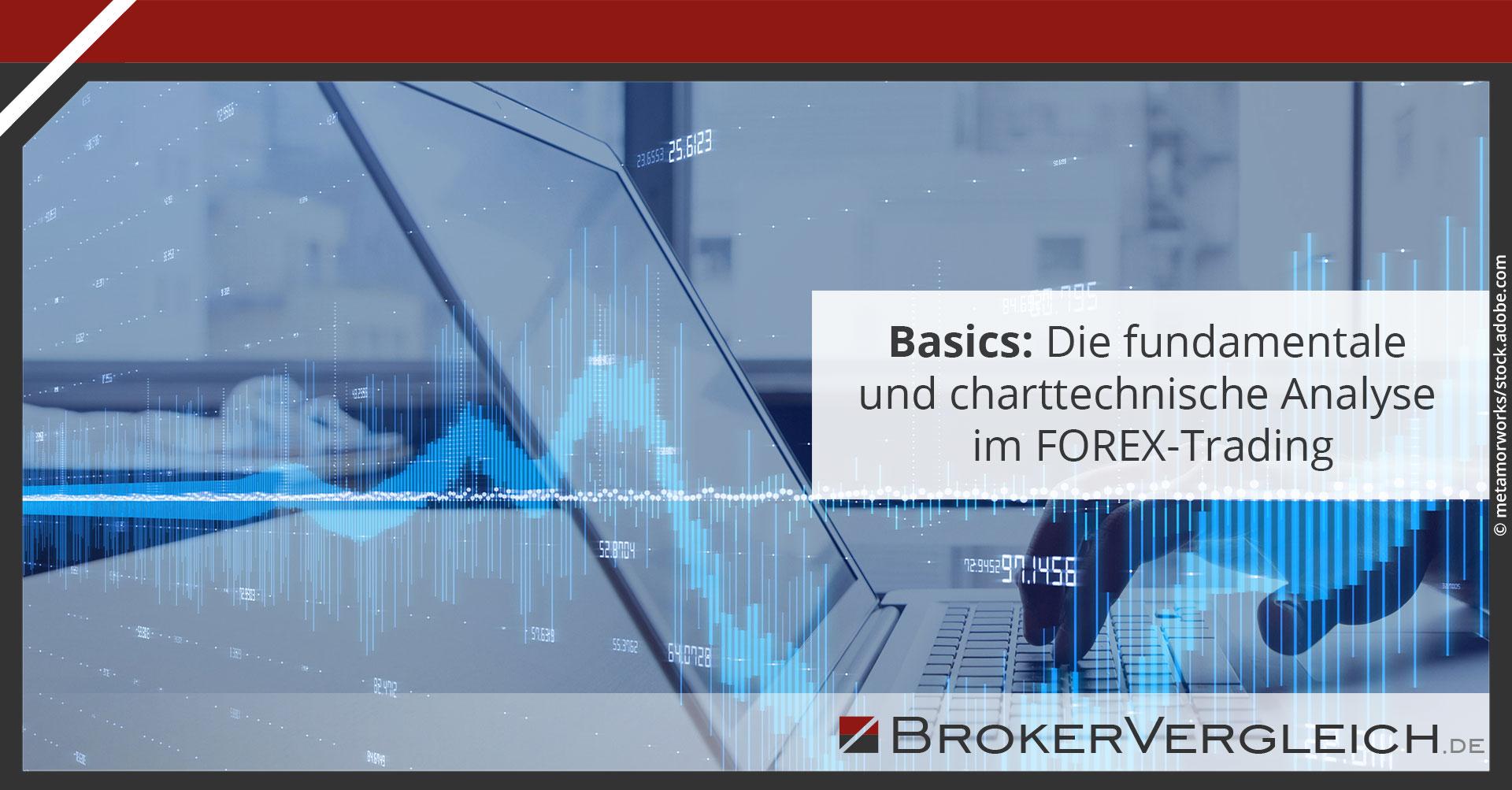 Zum Beitrag - Basics: Die fundamentale und charttechnische Analyse im Forex-Trading