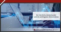 Zum Beitrag - Der börsliche Aktienhandel und die wichtigsten Aktienindizes