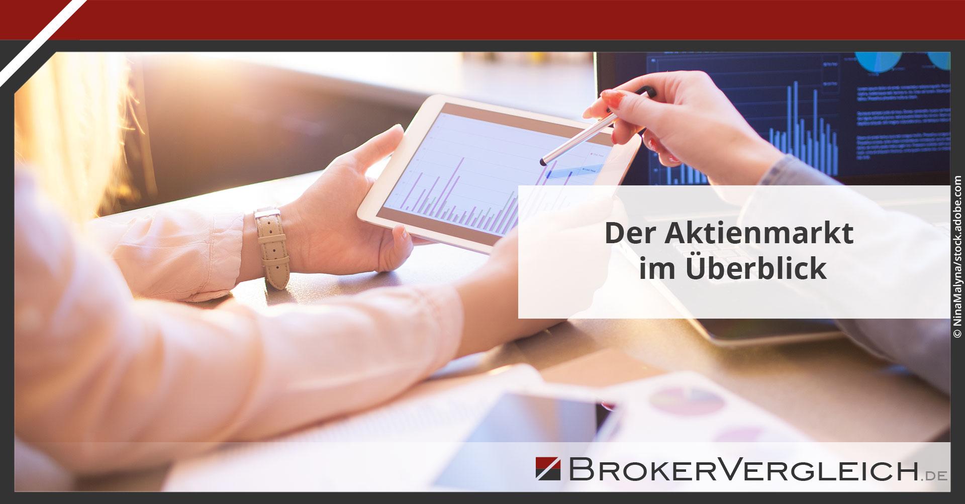 Zum Beitrag - Der Aktienmarkt im Überblick