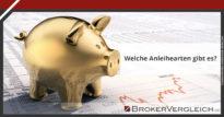 Zum Beitrag - Anleihearten