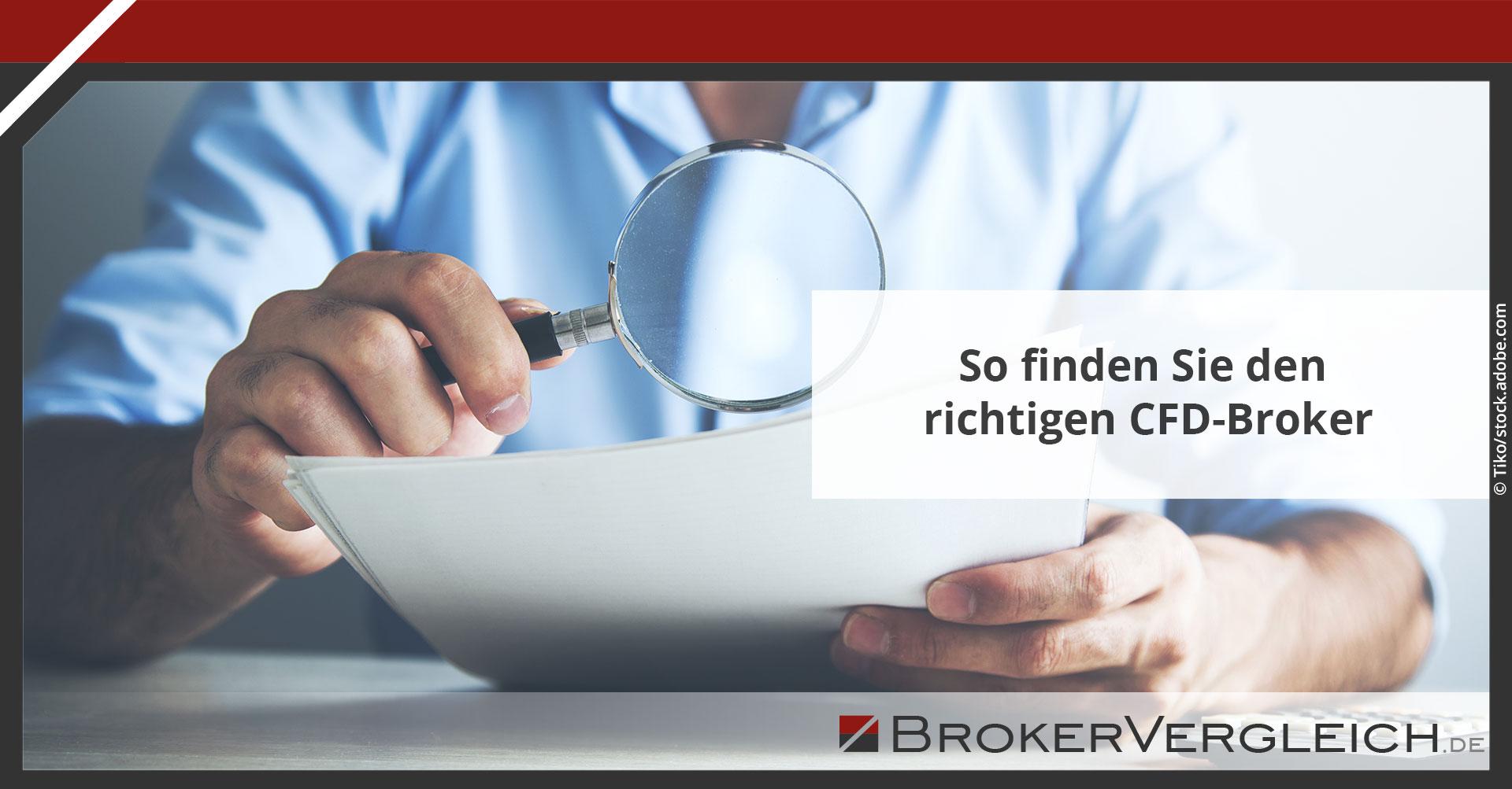 Zum Beitrag - So finden Sie den richtigen CFD-Broker