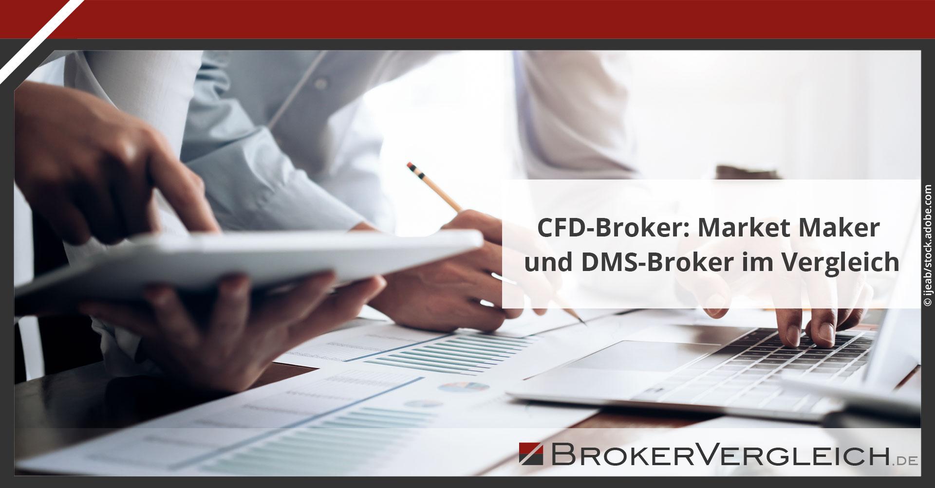 Zum Beitrag - CFD-Broker: Market Maker und DMS-Broker im Vergleich