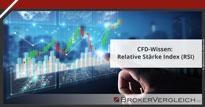 Zum Beitrag - Relative Stärke Index, kurz RSI