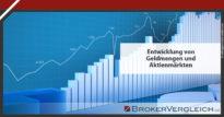 Zum Beitrag - Entwicklung von Geldmengen und Aktien
