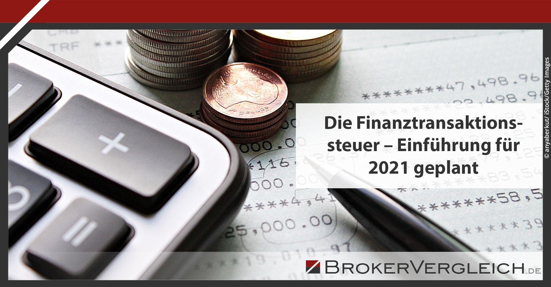 Zum Beitrag - Finanztransaktionssteuer