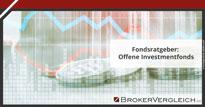 Zum Beitrag - Offene Investmentfonds