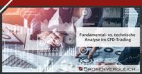 Zum Beitrag - Fundamental- vs. technische Analyse im CFD-Trading