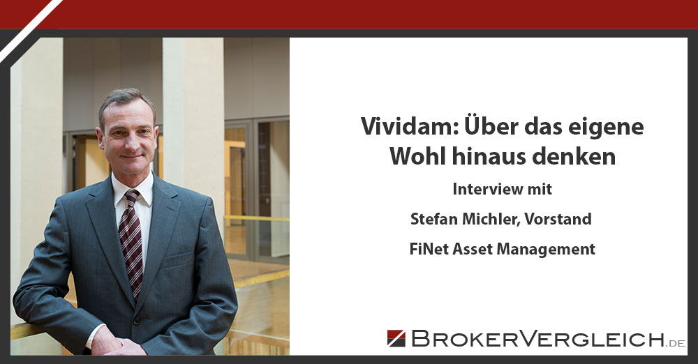 Zum Beitrag - Vividam: Über das eigene Wohl hinaus denken - Interview mit Stefan Michler