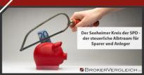 Zum Beitrag - Seeheimer Kreis - SPD mit revolutionärem Steuerkonzept?