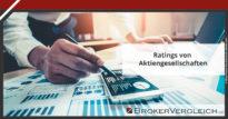 Zum Beitrag - Ratings von Aktiengesellschaften