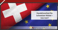 Zum Beitrag - Handelsverbot für Schweizer Aktien – was nun?