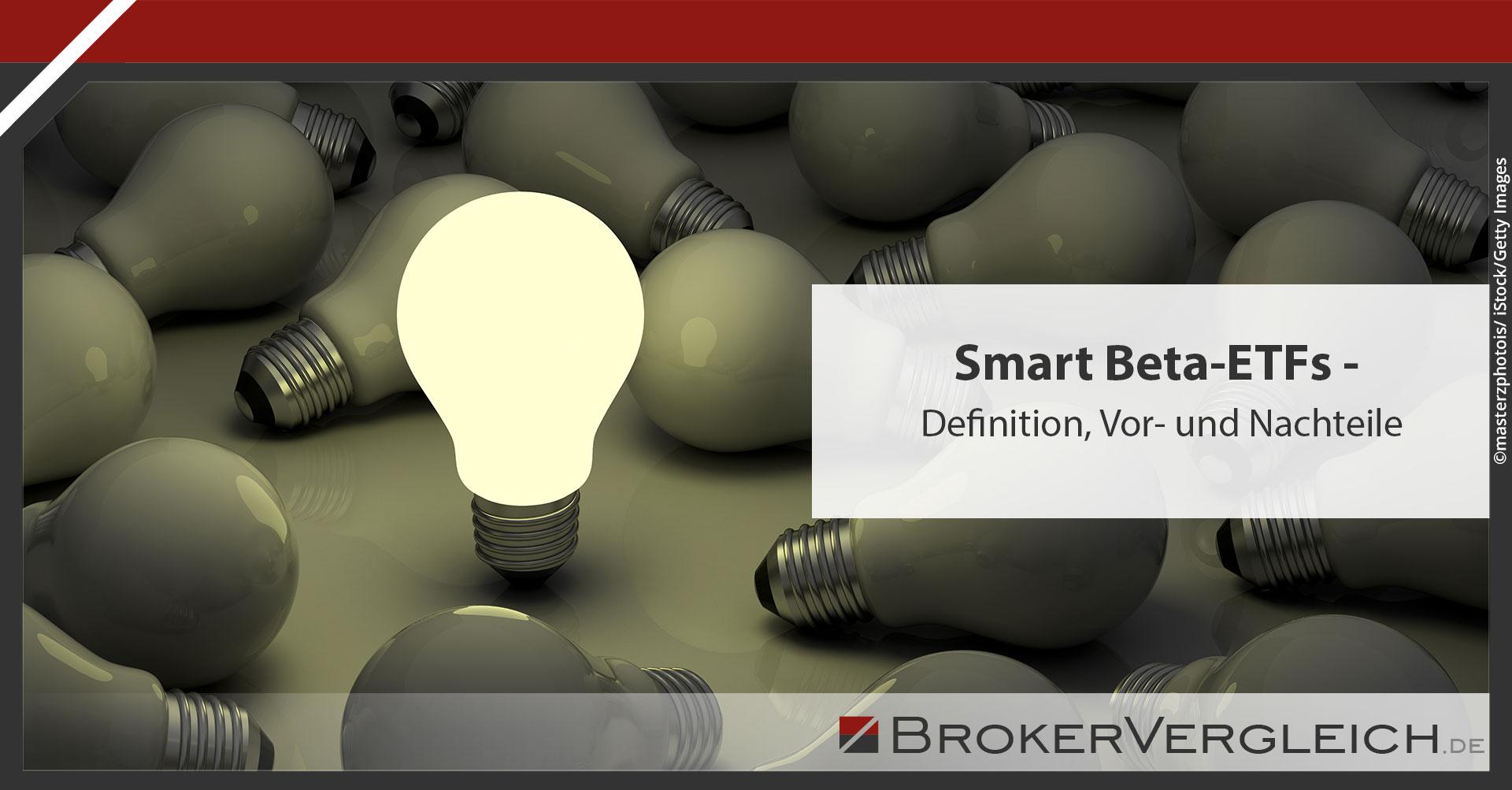 Zum Beitrag - Smart Beta-ETFs