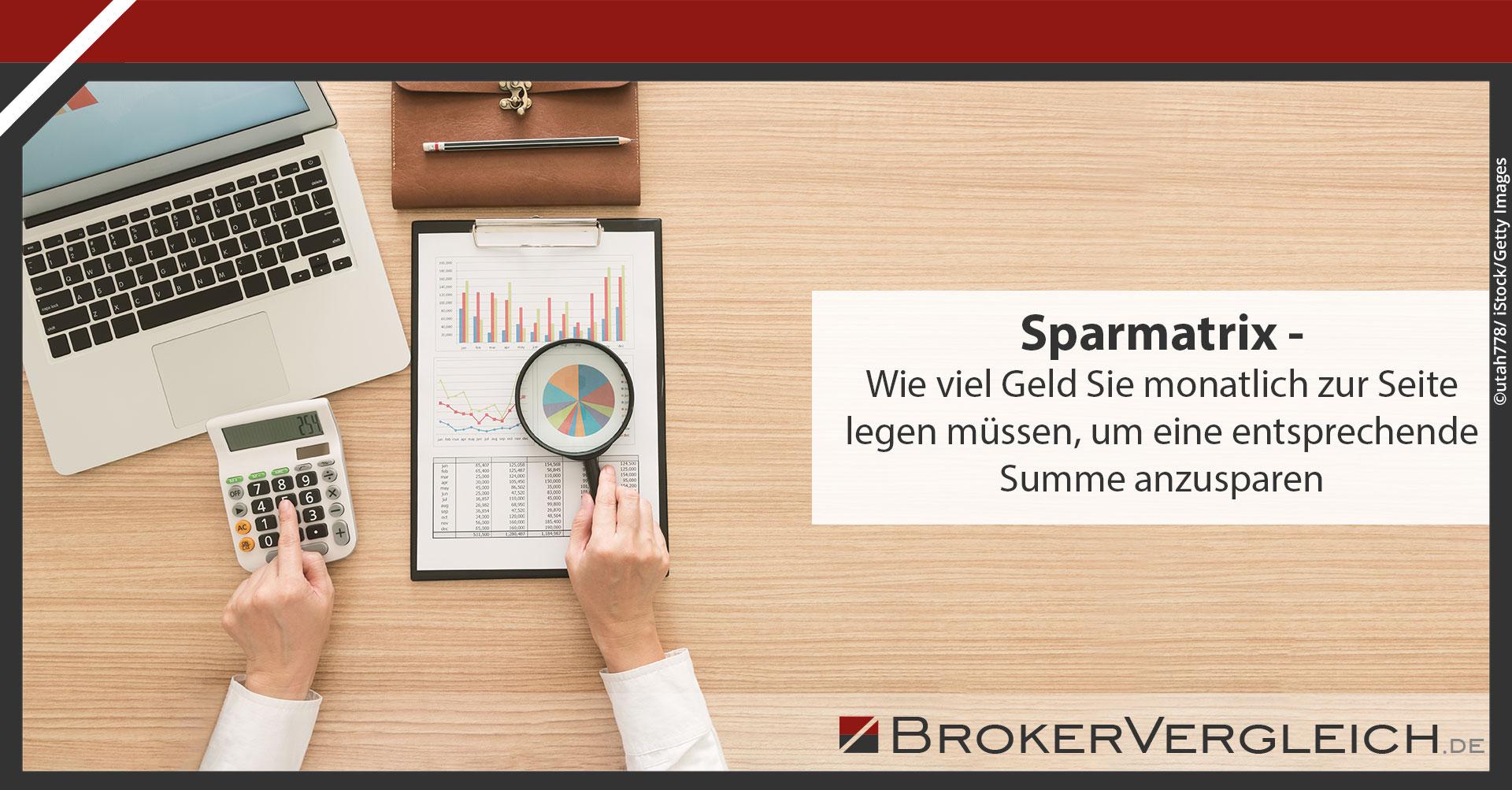 Zum Beitrag - Sparmatrix