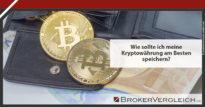 Zum Beitrag - Krypto-Wallets