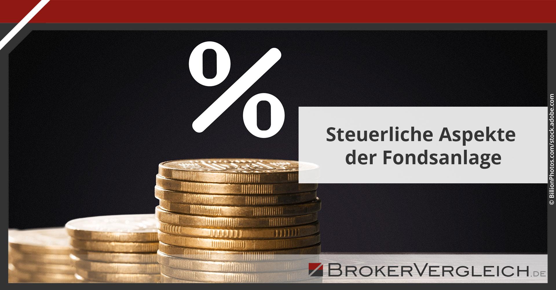 Zum Beitrag - Steuerliche Aspekte der Fondsanlage