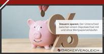Zum Beitrag - Steuern sparen: Depotwechsel mit und ohne Wertpapierverkäufen
