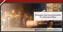 Zum Beitrag - Strategien und Investmentstile für Aktienportfolios