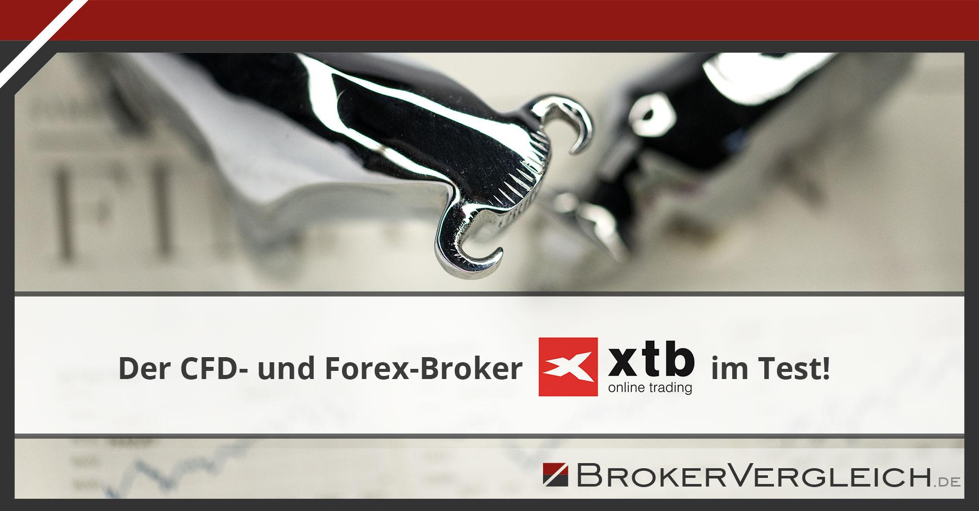 XTB - CFD- und Forex-Broker im Test