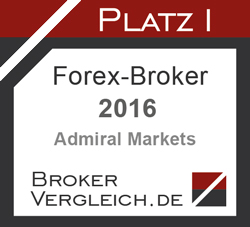 Forex-Broker des Jahres 2016