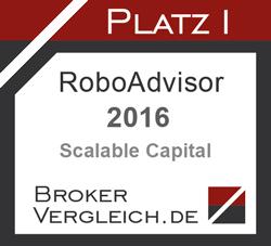 RoboAdvisor des Jahres 2016