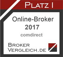Online-Broker des Jahres 2017