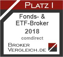 Fonds- und ETF-Broker des Jahres 2018