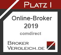 Online-Broker des Jahres 2019