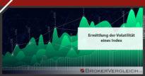 Zum Beitrag - Volatilität berechnen